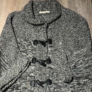 SEJOUR NORDSTORM  jacket BLACK AND WHITE
